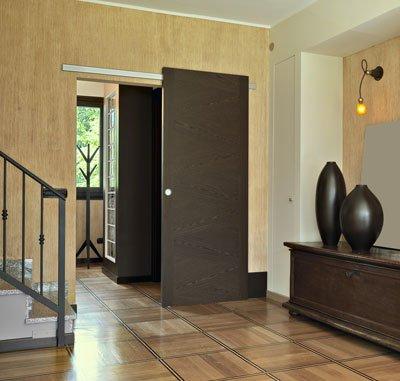 Porte coulissante - Menuiserie intérieure