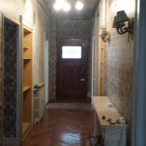 couloir1 - Peinture